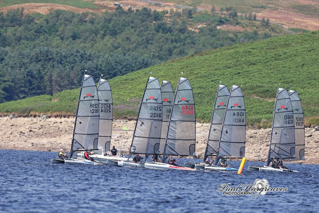Vortex Nationals - Yorkshire Dales Sailing Club 14 & 15 July 2018 (18)