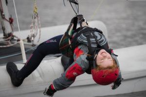 Cadet Trapeze Practice (10)